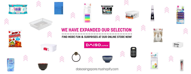 daiso More-Items-Web-Banner