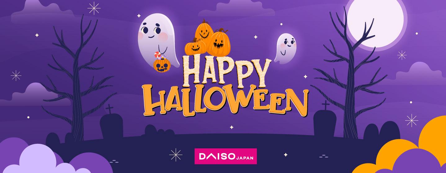 daiso halloween