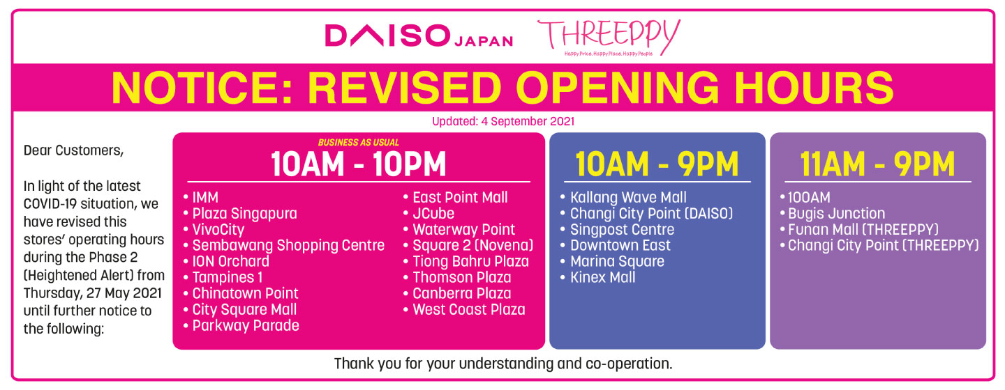 daiso revised-opening-hour