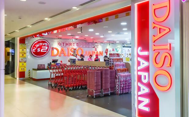daiso-singapore Plaza Singapura